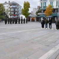 Ο εορτασμός της ημέρας των Ηνωμένων εθνών στην Κοζάνη
