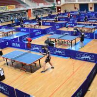 Άλλη μια μεγάλη αθλητική διοργάνωση στο κλειστό της Λευκόβρυσης – 250 αθλητές της Επιτραπέζιας Αντισφαίρισης από όλη την Ελλάδα στην Κοζάνη
