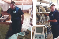 Οδηγός Διαχείρισης Αιγοπροβάτων από τον κτηνίατρο Νικόλαο Καραλίγκα στην Κοζάνη