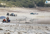 Διεξαγωγή αθλητικού αγώνα αλιείας κυπρίνουστην τεχνητή λίμνη Πολυφύτου