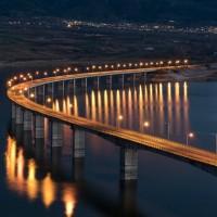 Η φωτογραφία της ημέρας: Άλλη μία εξαιρετική λήψη της υψηλής γέφυρας Σερβίων