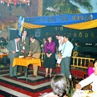 Η φωτογραφία της ημέρας: Κοπή της Βασιλόπιτας του Φιλοπρόοδου Συλλόγου το 1983 στην Κοζάνη