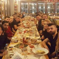Κόψανε την πρωτοχρονιάτικη πίτα τους ιδιοκτήτες και προσωπικό του club Αποκάλυψη στην Κοζάνη – Δείτε φωτογραφίες