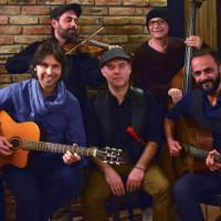 Οι Passa Tempo συναντιούνται για μια live εμφάνιση στο Ostria Cafe Bar στη Νεράιδα Κοζάνης