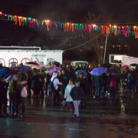 Τους τα χάλασε ο καιρός σε Κεραμαριό και Πλατάνια – Δείτε φωτογραφίες από τους φανούς της Τρίτης 13/2