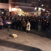 Παρουσιάστηκε το δρώμενο του Κοζανίτικου Φανού στα Γρεβενά από τους Γρεβενιώτες Κοζάνης «Ο Αιμιλιανός»