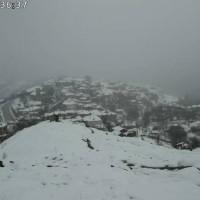 Ξεκίνησε η χιονόπτωση στα ορεινά της Κοζάνης – Δείτε φωτογραφίες