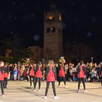 Παρουσίαση μοντέρνων χορών στην κεντρική πλατεία Κοζάνης – Δείτε βίντεο και φωτογραφίες