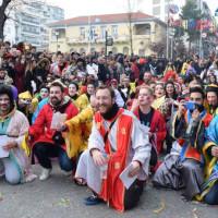 17 άρματα και 9 πεζοπόρα στη φετινή παρέλαση της Αποκριάς στην Κοζάνη – Δείτε αναλυτικά το πρόγραμμα της παρέλασης