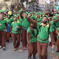 Οι καλύτερες στιγμές της Αποκριάτικης Παρέλασης στην Κοζάνη – Δείτε το βίντεο