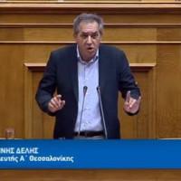 Περιοδεία του βουλευτή του ΚΚΕ Γιάννη Δελή στη ΔΕΗ