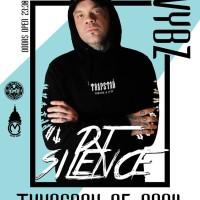 RnB και HipHop με τον Dj Silence στο Club Apokalipsi