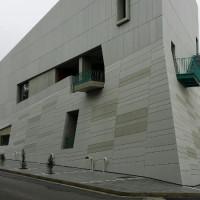 Μήνυση κατ΄ αγνώστων από τη Βιβλιοθήκη Κοζάνης για τη φθορά σε εξωτερικό της τοίχο