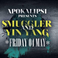 Special Guests Smuggler & Yin Yang στο Club Apokalipsi