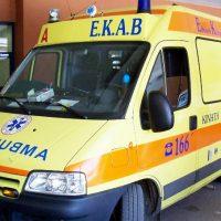 Πτολεμαΐδα: Κινδύνευσε 47χρονος γιατί το ασθενοφόρο δεν είχε αντάπτορα για το οξυγόνο