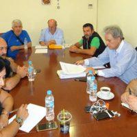 Συνάντηση φορέων στην Περιφέρεια Δυτικής Μακεδονίας για την Μετεγκατάσταση Ακρινής και Αναργύρων