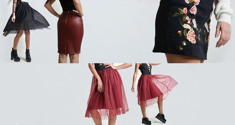 Οι hot καλοκαιρινές τάσεις της μόδας στις γυναικείες μπλούζες και φούστες  8928bd03e21