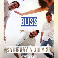 Καλοκαιρινό Live στο Ostria στη Νεράιδα Κοζάνης με τους Bliss το βράδυ του Σαββάτου