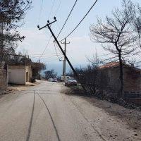 Η ΓΕΝΟΠ/ΔΕΗ για την αντιμετώπιση των βλαβών και την αποκατάσταση της ηλεκτροδότησης στις περιοχές της Αττικής που επλήγησαν από τις πυρκαγιές