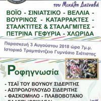 Παρουσίαση βιβλίου και έκθεση ζωγραφικής την Παρασκευή 3 Αυγούστου στη Σιάτιστα