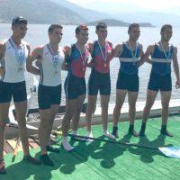 Από τη λίμνη Πολυφύτου και τον Ν.Ο.Κ. στη λίμνη των Ιωαννίνων με την κατάκτηση της 1ης και 3ης θέσης στο 84ο Πανελλήνιο Πρωτάθλημα Κωπηλασίας