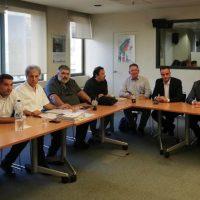 Συνάντηση φορέων της Π.Ε. Κοζάνης στο Υπουργείο Περιβάλλοντος και Ενέργειας