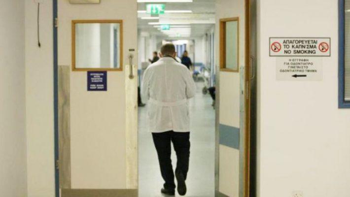 Αυξημένη προσέλευση κόσμου στα επείγοντα του Νοσοκομείου Κοζάνης λόγω γρίπης