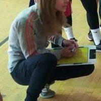 Η Τάσα Τσακμάκη προπονήτρια των αγωνιστικών τμημάτων στον Απόλλωνα Πτολεμαΐδας
