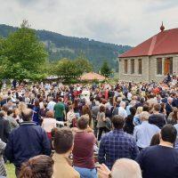 Πλήθος επισκεπτών στον Παραδοσιακό Χορό «Τσιάτσιο» στη Σαμαρίνα Γρεβενών – Δείτε το βίντεο