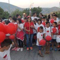 Η 17η λαμπαδηδρομία από τον Σύλλογο Εθελοντών Αιμοδοτών Αιμοπεταλιοδοτων «Σταγόνα Ελπίδας» σε Κοζάνη και Πτολεμαΐδα
