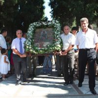 Η γιορτή της Παναγίας το Δεκαπενταύγουστο στην Αρχιερατική Περιφέρεια Βελβεντού της Ιεράς Μητροπόλεως Σερβίων και Κοζάνης