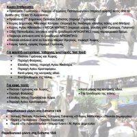 Χρήσιμες πληροφορίες για επισκέπτες και κατοίκους της Σιάτιστας για τον εορτασμό του Δεκαπενταύγουστου