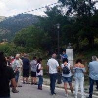 Πραγματοποιήθηκε η εκδήλωση τιμής και μνήμης στα χωριά Βατοχώρι και Κώττας Φλώρινας από το ΚΚΕ