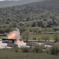 Τουλάχιστον 15 νεκροί από ανατροπή λεωφορείου στη Βουλγαρία