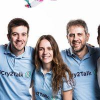 Συνέντευξη του διακεκριμένου καθηγητή Λεόντιου Χατζηλεοντιάδη από την Καστοριά που αποκωδικοποίησε το κλάμα του μωρού με την εφαρμογή iCry2Talk