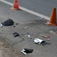 Θανατηφόρο τροχαίο ατύχημα στην είσοδο της πόλης της Φλώρινας