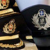 Aυτοί είναι οι νέοι αρχηγοί σε Ελληνική Αστυνομία και Πυροσβεστική