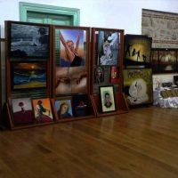 Έκθεση ζωγραφικής και καλλιτεχνίας από τοπικούς καλλιτέχνες στο ιστορικό Τραμπάντζειο Γυμνάσιο Σιάτιστας