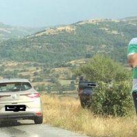 Σιάτιστα: Γλύτωσαν τα χειρότερα 2 γυναίκες που ανατράπηκε το αμάξι τους – Δείτε φωτογραφίες