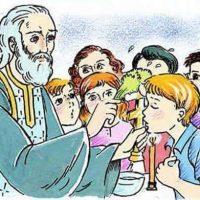 Μην περιμένετε ο κόσμος μας να γίνει καλύτερος χωρίς Χριστό στην ζωή μας και στα σχολεία μας – Του Αλέξανδρου Κοκκινίδη