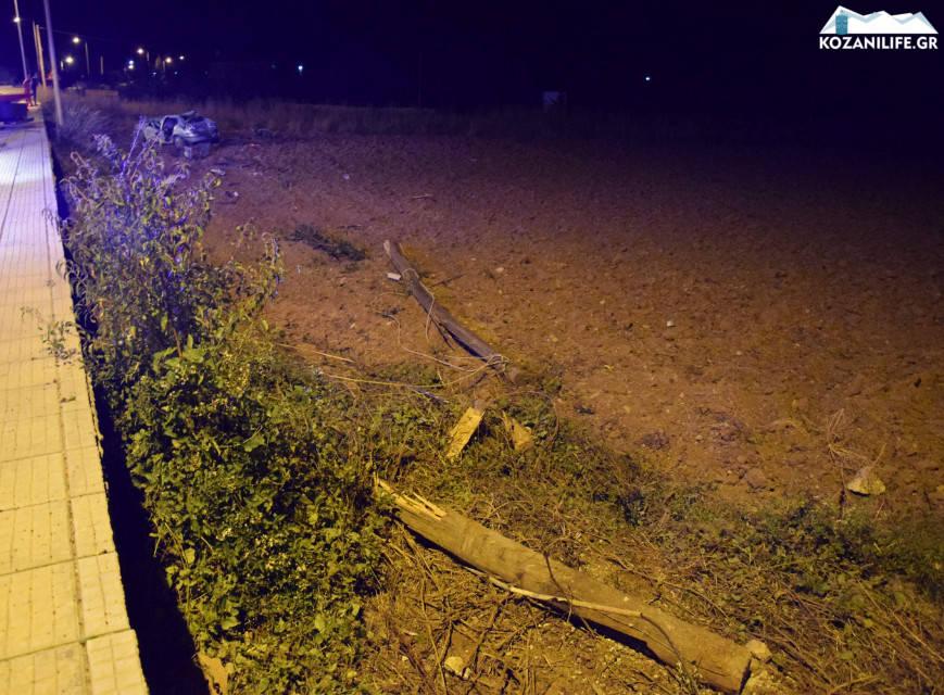 Τραγωδία στην άσφαλτο στην Κοζάνη: Πολύνεκρο τροχαίο στον δρόμο προς Κρόκο (φωτογραφίες) 3 DSC 0005
