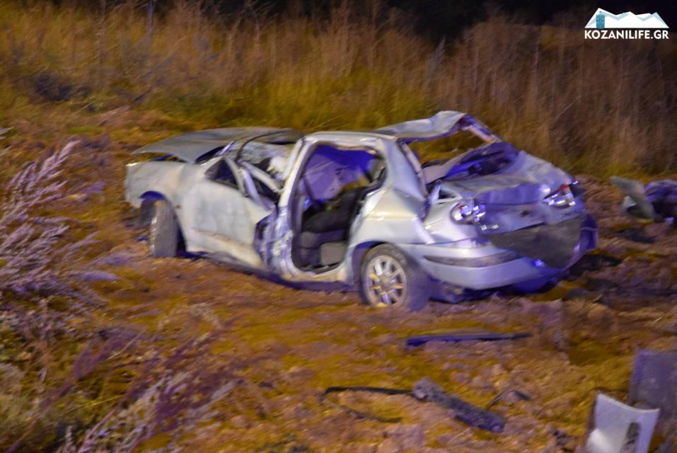 Τραγωδία στην άσφαλτο στην Κοζάνη: Πολύνεκρο τροχαίο στον δρόμο προς Κρόκο (φωτογραφίες) 5ootfDSC 0009