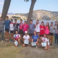 Νέες επιτυχίες για τους αθλητές του Ναυτικού Ομίλου Κοζάνης στους διασυλλογικούς αγώνες κωπηλασίας στην Καστοριά