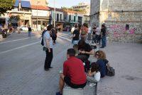 Μικρή συμμετοχή από κόσμο στην αντιφασιστική συγκέντρωση στην μνήμη του Παύλου Φύσσα στην Κοζάνη – Δείτε φωτογραφίες
