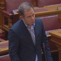 Η εισήγηση του βουλευτή του ΣΥΡΙΖΑ Κοζάνης Μ. Δημητριάδη στο σ/ν του Υπουργείου Οικονομικών