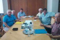 Συνάντηση της Συντονιστικής Επιτροπής Αγώνα Κοζάνης με τον Υπουργό Υγείας