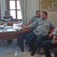 Σύσκεψη στην 3η ΥΠΕ στη Θεσσαλονίκη για το Κέντρο Υγείας Σιάτιστας