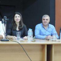 """Πραγματοποιήθηκε η παρουσίαση του βιβλίου του Χρήστου Τσανασίδη: """"Η λαϊκή ζωγραφική στη Σιάτιστα"""""""