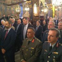 Ο εορτασμός της ημέρας της Αστυνομίας στον Ι.Ν. του Αγίου Νικολάου στην Κοζάνη – Δείτε φωτογραφίες