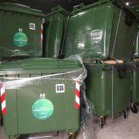 Παραλαβή νέων κάδων απορριμμάτων για τον Δήμο Σερβίων – Βελβεντού